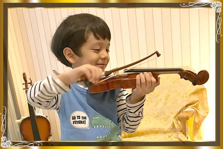 東京目黒バイオリン教室生徒さんご紹介03