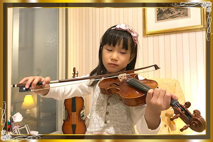 東京目黒バイオリン教室生徒さんご紹介05