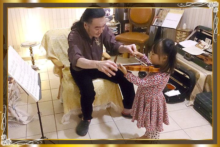 東京目黒バイオリン教室生徒さんご紹介06