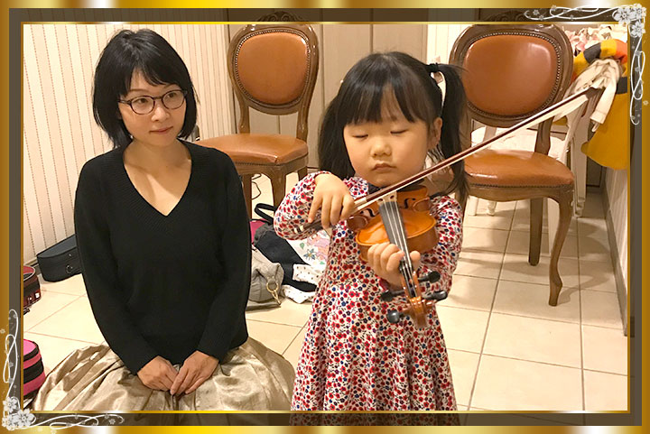 東京目黒バイオリン教室生徒さんご紹介07