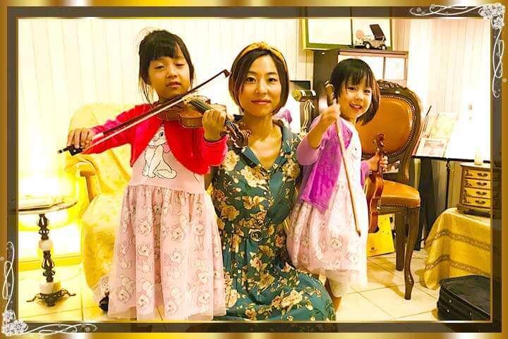 東京目黒バイオリン教室生徒さんご紹介19