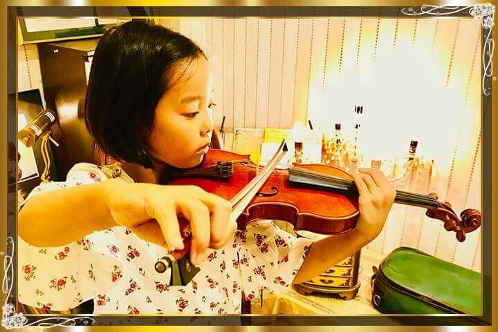 東京目黒バイオリン教室生徒さんご紹介20